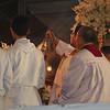 IEC Benediction at Plaza Independencia