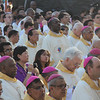 Bishops attending the IEC Capitol Mass