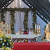CEBU. 51st International Eucharistic Congress Statio Orbis held on January 31, 2016 at South Road Properties, Cebu City, Philippines. (Nicko Tubo Sunnex)