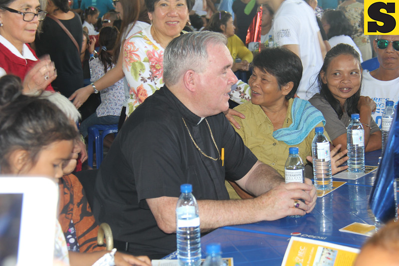 Archbishop of Winnipeg, Canada Richard Gagnon