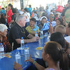 Archbishop of Winnipeg, Canada Richard Gagnon attends IEC Table of Hope Banquet