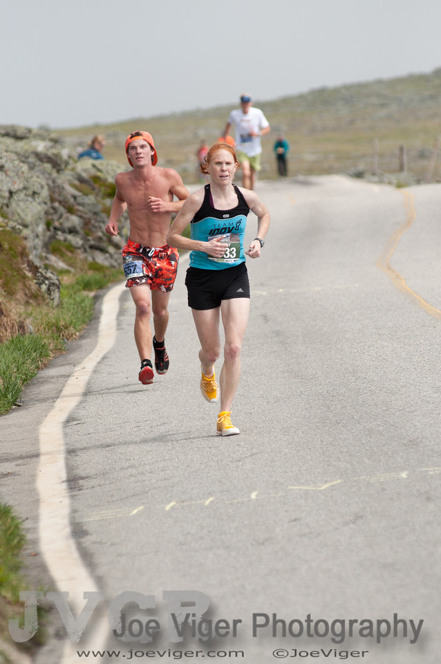 Abby Mahoney, 13th Woman to finish<br /> Team Inov-8 athlete