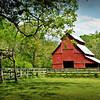 Week #16 - Beautiful Red Barn