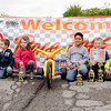 Don Knight   The Herald Bulletin<br /> Cross Street Pay Less Big Wheel Races.