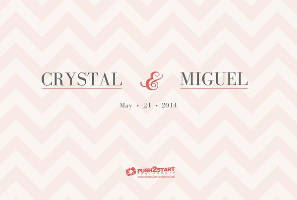 5/24/14 - Crystal & Miguel's Wedding
