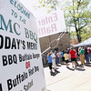 Record-Eagle/Keith King<br /> The 56th annual Northwestern Michigan College Barbecue takes place Sunday, May 22, 2011.