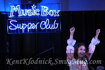5J Barrow at Music Box Super Club