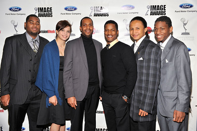 FORD MOTOR COMPANY SPONSORS 5TH ANNUAL NAACP IMAGE AWARDS HOLLYWOOD SYMPOSIUM HELD AT THE ACADEMY OF TELEVISION ARTS & SCIENCES AT THE GOLDENSON THEATRE IN NORTH HOLLYWOOD CALIFORNIA ON FEBRUARY 9, 2009 PEACE 4 KIDS ORGANIZATION
