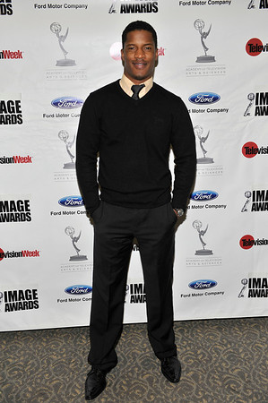 FORD MOTOR COMPANY SPONSORS 5TH ANNUAL NAACP IMAGE AWARDS HOLLYWOOD SYMPOSIUM HELD AT THE ACADEMY OF TELEVISION ARTS & SCIENCES AT THE GOLDENSON THEATRE IN NORTH HOLLYWOOD CALIFORNIA ON FEBRUARY 9, 2009 NATE PARKER