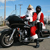 Santa & Mrs. Cupcake Claus ready to roll!
