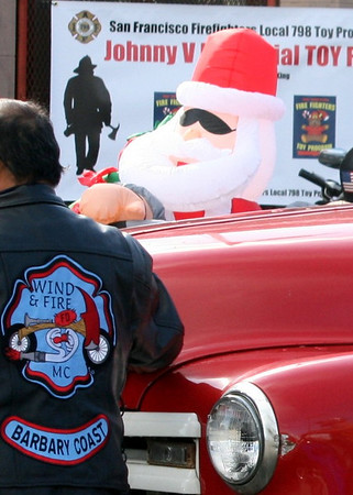 5th Annual Johnny V Memorial Toy Run #6