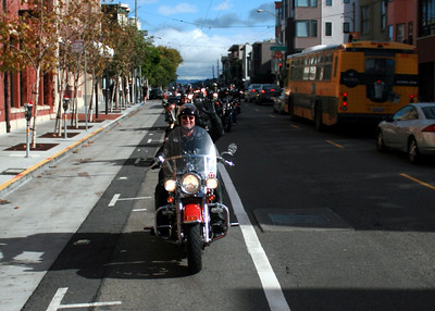 5th Annual Johnny V Memorial Toy Run #8