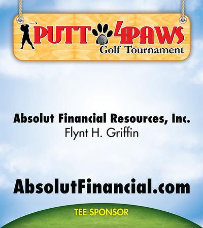 5th Annual Putt 4 Paws Golf Tournament