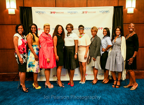 5th Annual Women on the MOVE Summit 2018 hosted by Kim McNair