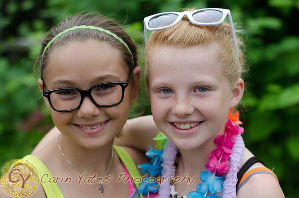 5th Grade Luau 2012