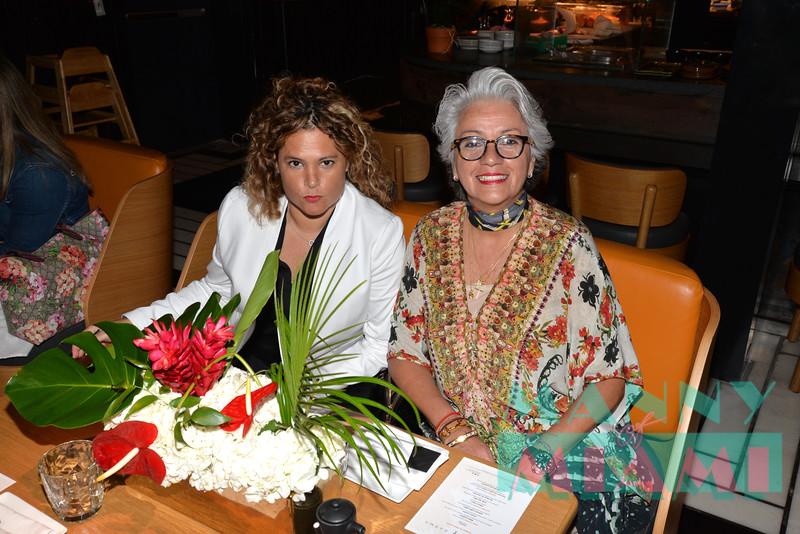 Tracy Ferrer, Adriana Pinto Torres