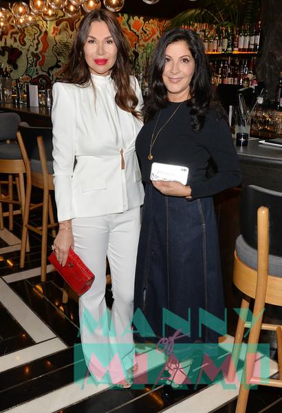 Andrea Baclea, Yolanda Berkowitz