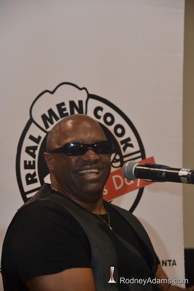 6-15-14 Real Men Cook Event - Atlanta - World Congress Center