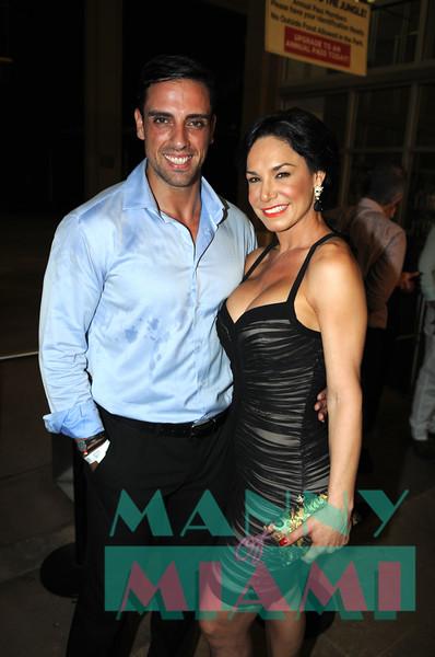 Mauricio Rivero, Liz Vega
