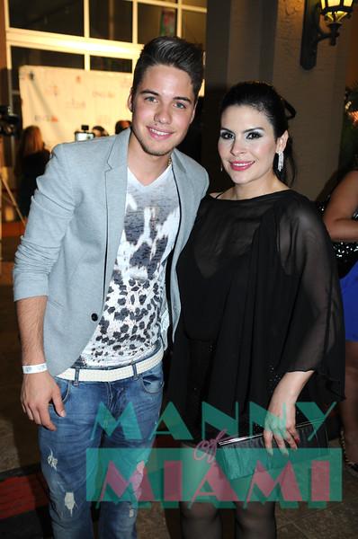 William Valdes, Maria Raquenel
