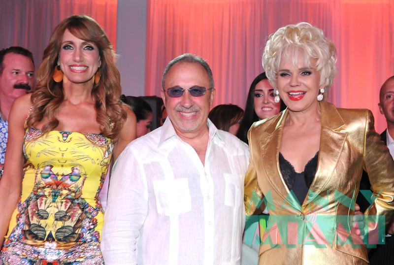 Lili Estefan, Emilio Estefan, Charytin