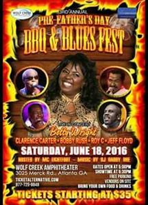 6-18-2016 3rd Annual Affordable Blues Festival - Atlanta