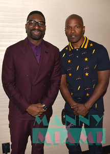 6-22-16- Irie Foundation #InspIRIE Dinner Gala hosted by Jamie Foxx at the Shelbourne