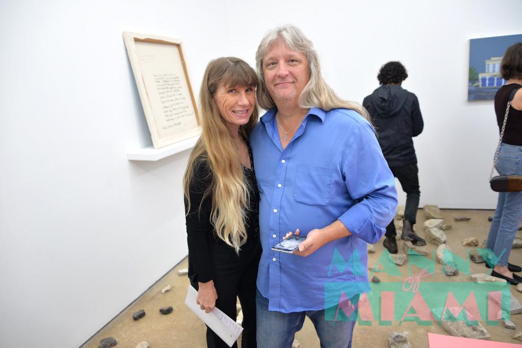 Annette Peikert, James Echols