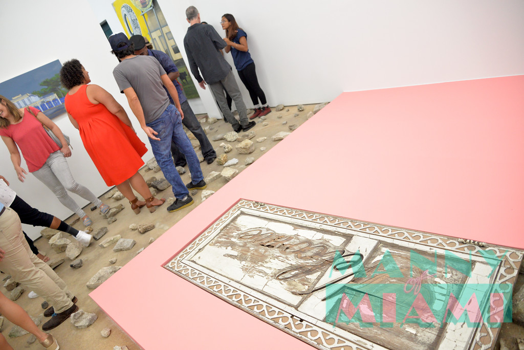 "Agustina Woodgate's ""Doormat"", 2011"