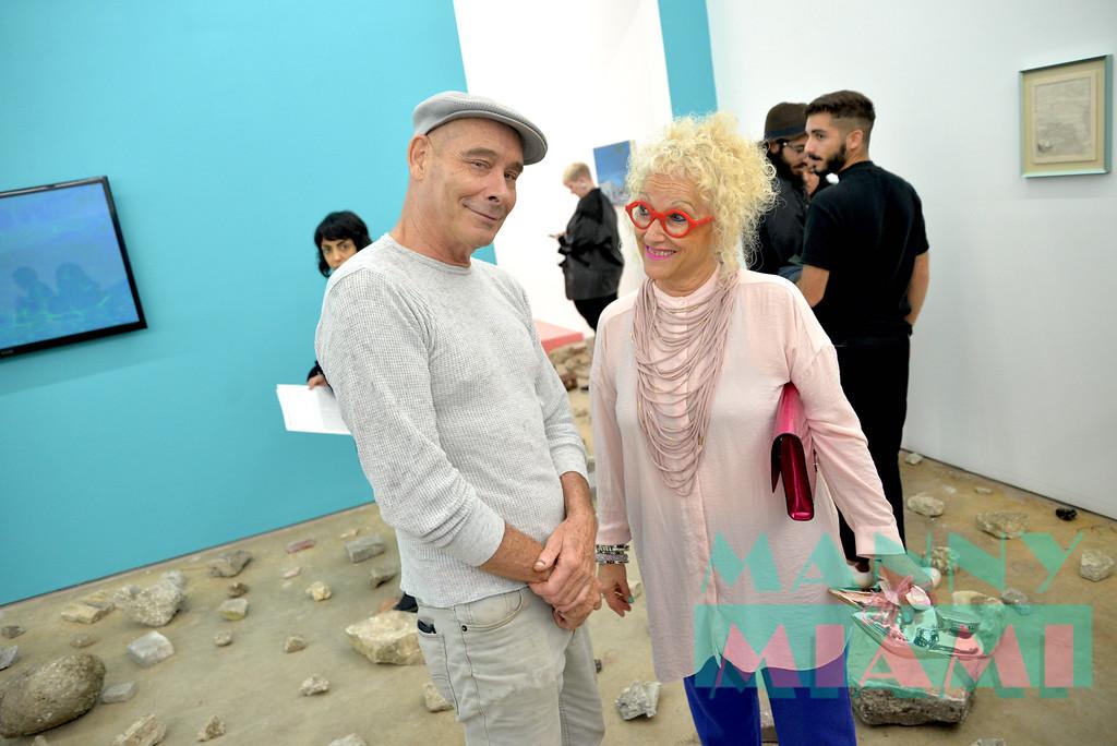 David Rohn, Tami Katz-Frieman