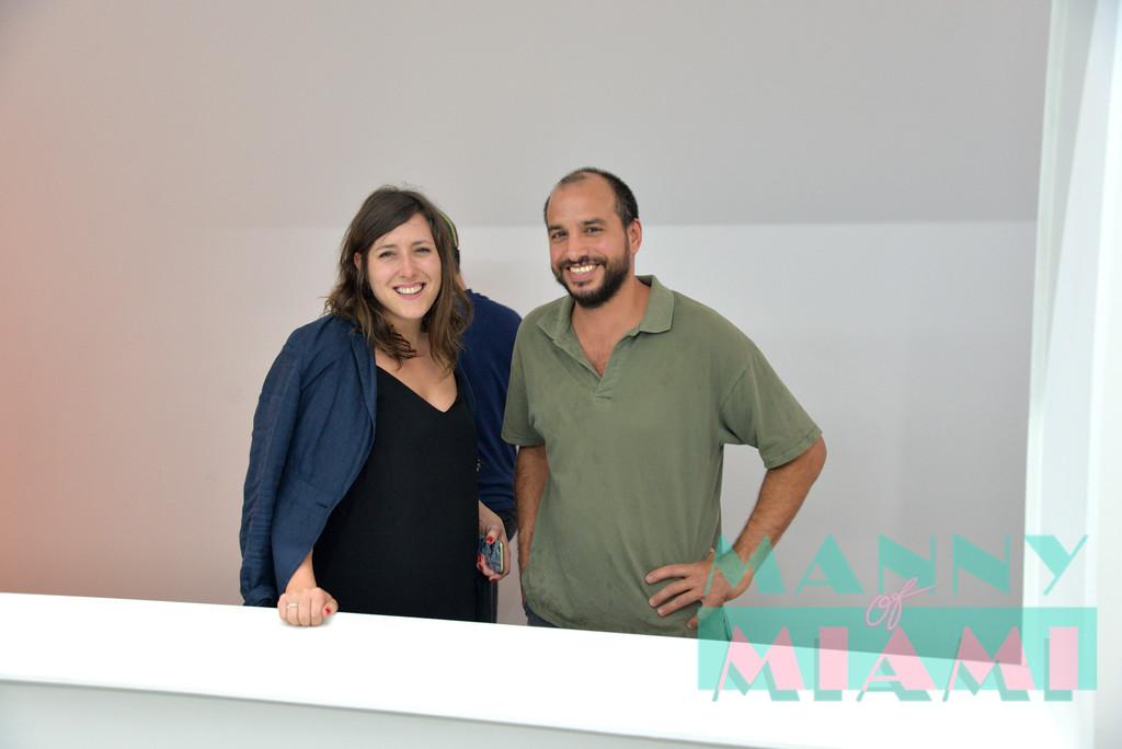 Amanda Sanfilippo, Tom Scicluna