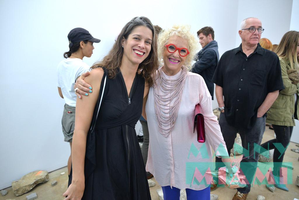 Antonia Wright, Tami Katz-Frieman