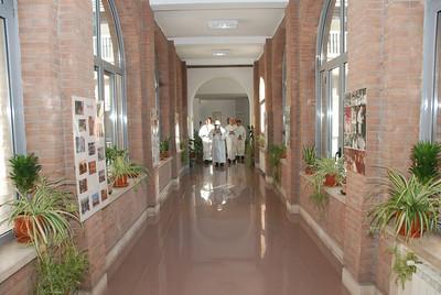 60 anniversary Generalate in Rome