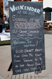 Ace Hotel: Sundays At The Short Bus