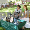 Alexis Jones and Nicole Grayson wear Celtic attire at Tyler Celtic Fest Saturday June 25, 2016 at the Goodman Museum in Tyler.<br /> <br /> (Sarah A. Miller/Tyler Morning Telegraph)