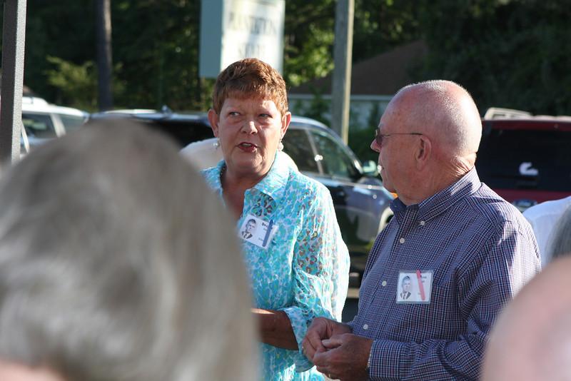 Erlene Booth, Doug Booth