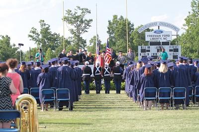 6/6/2014 Providence Grove Graduation.
