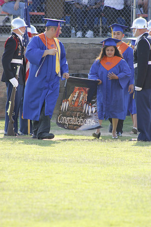 6/6/2014 Randleman High School Graduation