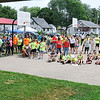 John P. Cleary | The Herald Bulletin <br /> Walk for Hope Addiction Awareness event and walk at Walnut Street Park in Anderson.