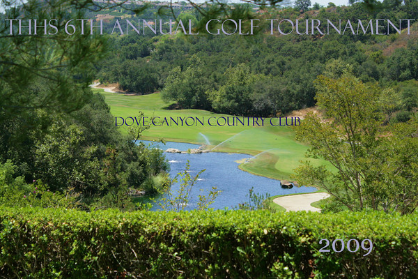 6th Annual Golf Tourney '09
