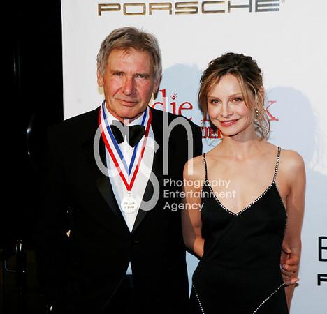 Harrison Ford,Calista Flockhart