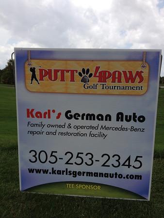 6th Annual Putt 4 Paws Golf Tournament