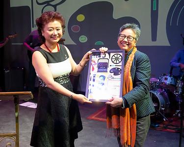 ACA Honors 2019 February 19, 2019 Prof. Hai Zheng-Olefsky & Amy Wong Mok