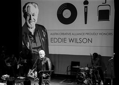 ACA Honors 2019 February 19, 2019 Eddie Wilson