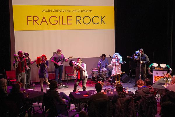 ACA Honors 2019 February 19, 2019 Fragile Rock