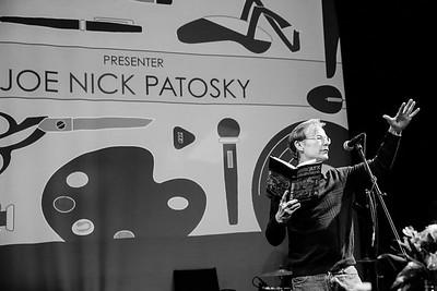 ACA Honors 2019 February 19, 2019 Joe Nick Patosky, Presenter