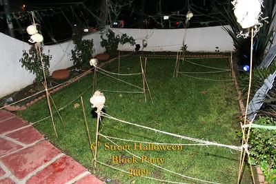 6th Street Halloween Block Party 2009