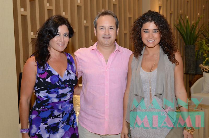 Maria Jose Valdivieso, Ivo Orhanovic, Fernanda Duran