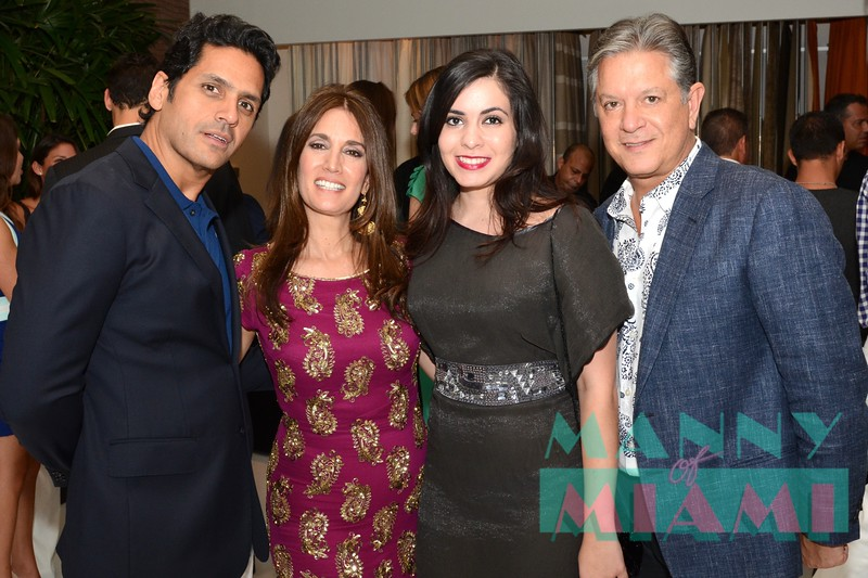 Juan Carlos Gutierrez-Susy Acosta, Jessica Lamazares, Guillermo Feliz