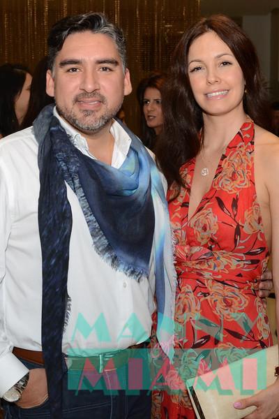 Nick Betancourt, Carolina Lizarazo